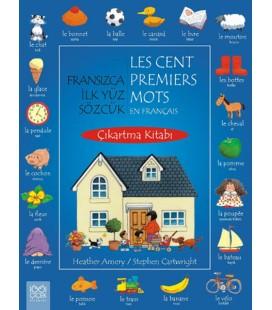 Fransızca İlk Yüz Sözcük Çıkartma Kitabı