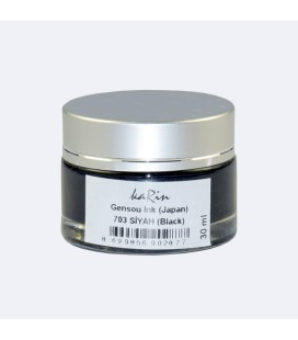 Karin Gensou İnk (Japan) 30ml 703 Siyah