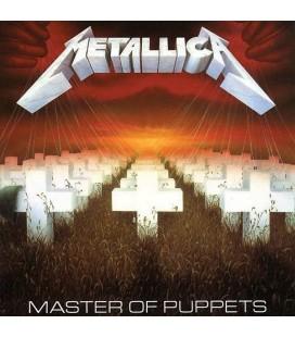 Metallica Master Of Puppets Plak