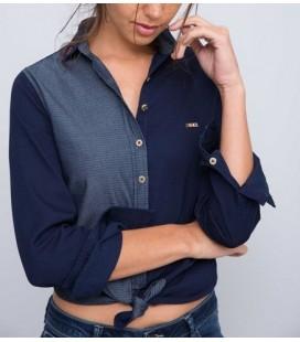 U.S.Polo Assn. Jean Gömlek G082SZ077.000.518275.VR033 Denım Gömlek
