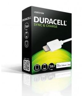 DURACELL USB5012W Apple Şarj Kablosu