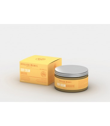 Atelier Rebul Body Cream Mandarine 250ml