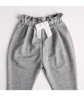 HelloBaby Gri Simli Pantolon 7162