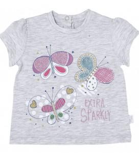 Chicco Kısa Kollu Kelebekli Tshirt 61890091