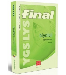 Final YGS-LYS Biyoloji Konu Anlatımlı
