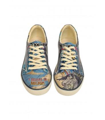 Dogo Kadın I Believe In Unicorns Sneakers Ayakkabı Dgsnk017-314