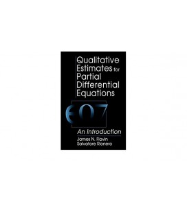 Qualitative Estimates For Partial Differential Equations An Introduction