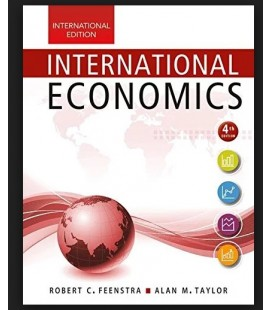 International Economics 4e (IE) Robert C. Feenstra