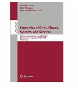 Economics of Grids, Clouds, Systems, and Services: 14th International Conference