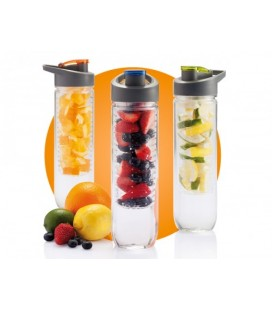 WATER BOTTLE WITH INFUSER P436.81X