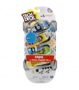 Tech Deck Enjoi Dörtlü Paket