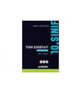 Eksen 10.Sınıf Türk Edebiyatı Konu Anlatımlı