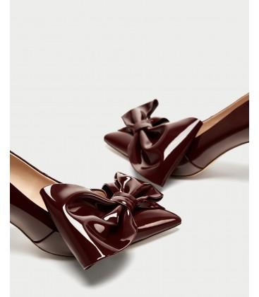 ZARA Fiyonklu Kadın Ayakkabı 6228-201
