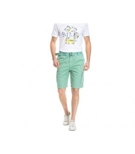 Nautica Regular Fit Beyaz Bermuda B71604T.3FN