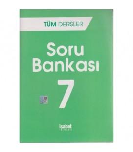 7. Sınıf Tüm Dersler Soru Bankası - İsabet Yayınları