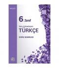 6. Sınıf Sıra Arkadaşım Türkçe Soru Bankası Netbil Yayınları