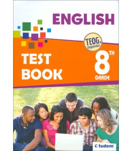 8 th Grade English Test Book Tudem Yayınları