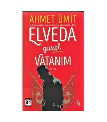 Elveda Güzel Vatanım Cep Boy - Ahmet Ümit - Everest Yayınları