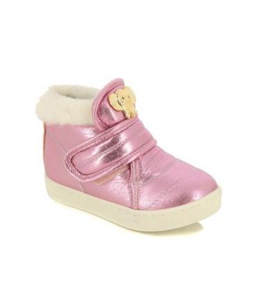 Bubba Kız Çocuk Fuşya Sneaker 6060430716730
