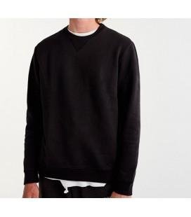 Pull And Bear Erkek Siyah Sweatshirt 9593514