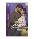 Colton's Deadly Engagement (The Coltons of Red Ridge)