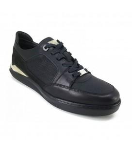 Komçero  Günlük Erkek Ayakkabı Siyah 7K0249-312