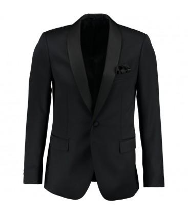 sarar happy 01 new 91a night 9 siyah smokin takım elbise gümrük deposu