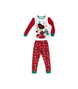 Disney Minnie Yılbaşı Pijama Takımı