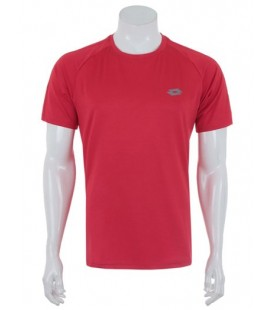 Lotto Denıse Tee PL Erkek Kırmızı Tişört R0828