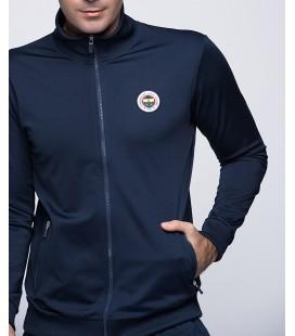 Fenerbahçe Erkek Sweatshirt - Dayok - TK017E8K38