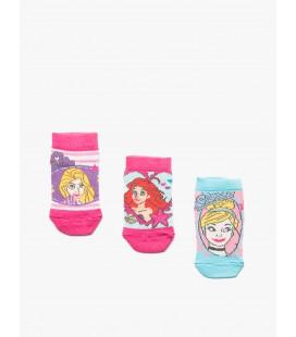 Koton Kız Çocuk 3'lü Çorap 7YKG81002AA909