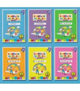 1. Sınıf Dahiler Okulda Okuma Yazma Seti 20 Kitap