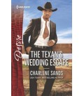 The Texan's Wedding Escape (Heart of Stone) by Charlene Sands