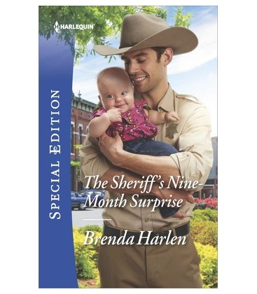 The Sheriff's Nine-Month Surprise (Match Made in Haven) by Brenda Harlen