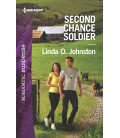 Second Chance Soldier (K-9 Ranch Rescue) by Linda O. Johnston