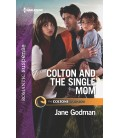 Colton and the Single Mom (The Coltons of Red Ridge) by Jane Godman