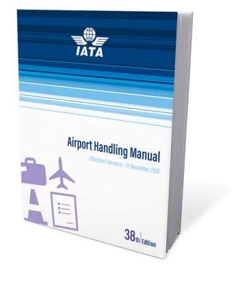 IATA Airport Handling Manual: 2018 [combo] Havaalanı Kullanma Kılavuzu