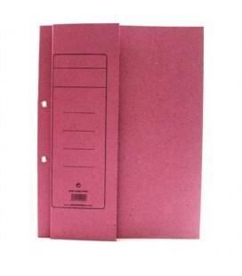 Alemdar Karton Dosya Yarım Kapak Pembe 50'li Paket