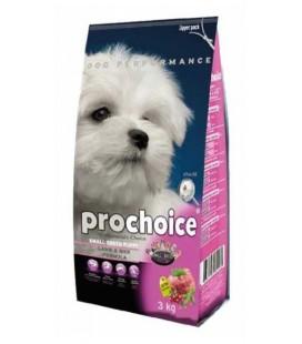 Pro Choice Küçük Irk Yavru Kuzulu Köpek Maması 3Kg