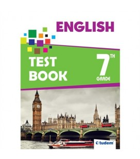 Tudem English 7 th Grade Test Book