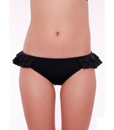 No Gossip Siyah Bikini Alt 159208