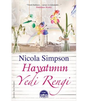 Hayatımın Yedi Rengi Yazar: Nicola Simpson