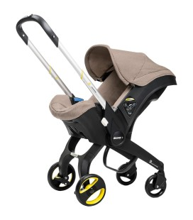 Doona The Next Generation Car Seat Rahat Katlanabilir Puset + Bebek arabası 15ZW22