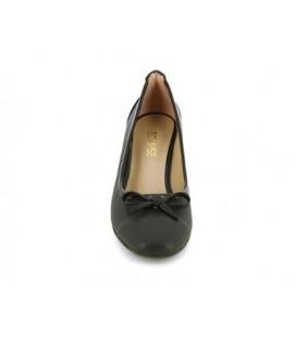Eclipse Siyah Topuklu Ayakkabı 4345650401100