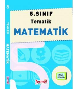 Formül 5. Sınıf Tematik Matematik Konu Anlatımlı Fasikülleri