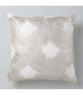 Chakra Santa Palm Dekoratif Yastık ALTIN CD181DE207