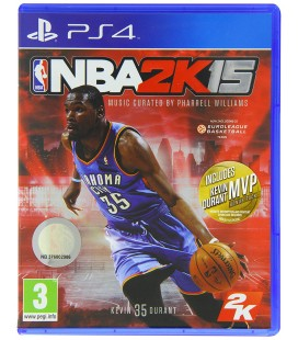 PS4 Oyunu NBA 2K15