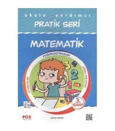 Fon 3. Sınıf Pratik Seri Matematik Konu Anlatımı