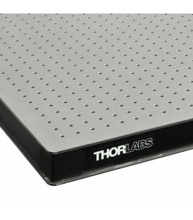 Thorlabs B6090AE - Optical Breadboard, 600 mm x 900 mm x 58 mm, M6 x 1.0 Mounting Holes