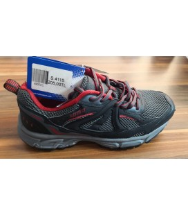 Lotto Carteer Blk/Red Erkek Ayakkabı S4115